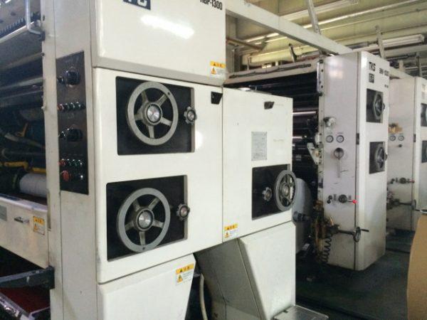 印刷機器製造会社様サイト制作